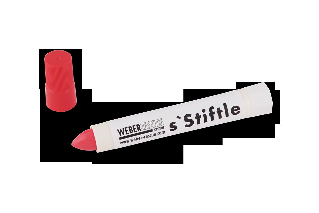 s'Stiftle rot - Markierungsstift